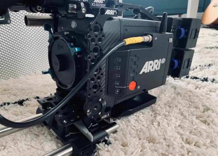 Arri ALEXA mini lf + camera technician included for free - 2