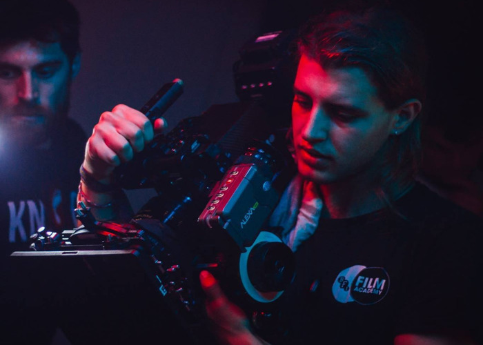 ARRI Alexa Plus Cinema Camera and Opperator - 2