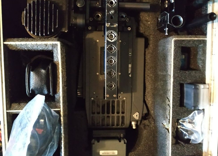 ARRI Alexa Plus Cinema Camera and Opperator - 1