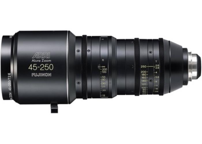 ARRI Alura 45-250mm T2.6 F Telephoto Studio Zoom - 1