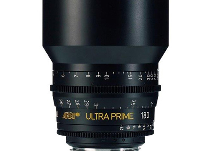 Arri Ultra Prime 180mm lens - 1