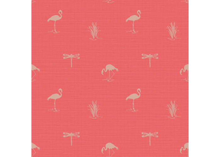 Arthouse Lochs & Lagoons Collection Lakeside Coral 256500 - 1