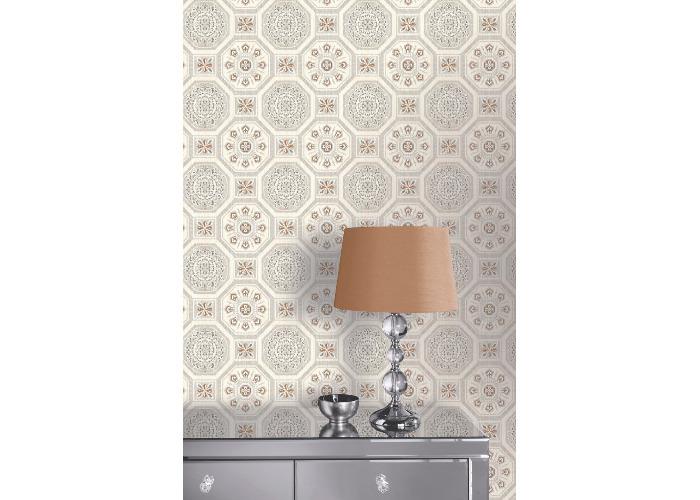 Arthouse Wallpaper Brasillia Natural 690502 - 1