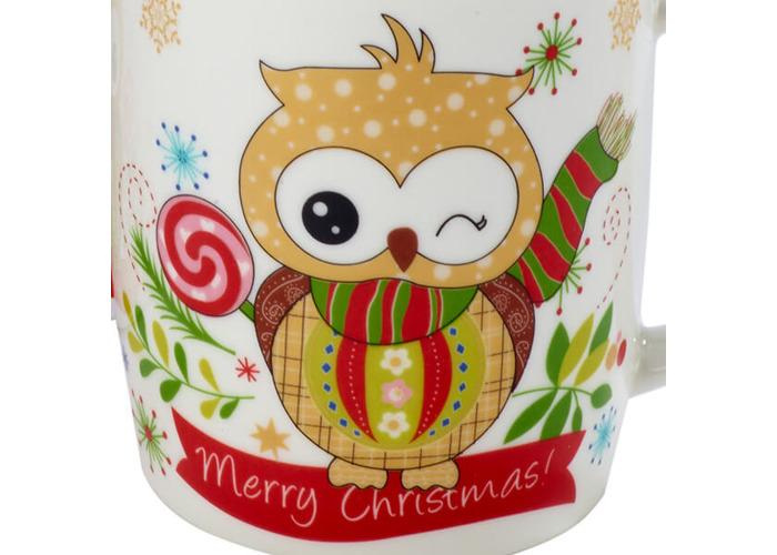 Arthur Price Christmas Owl Mug Winky - 2