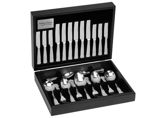Arthur Price Classic Kings 44 Piece Canteen Set Plus FREE 21 Pieces - 1