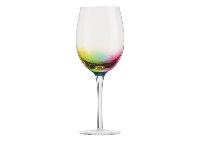 Artland Neon Set of 2 Wine Glasses - 1