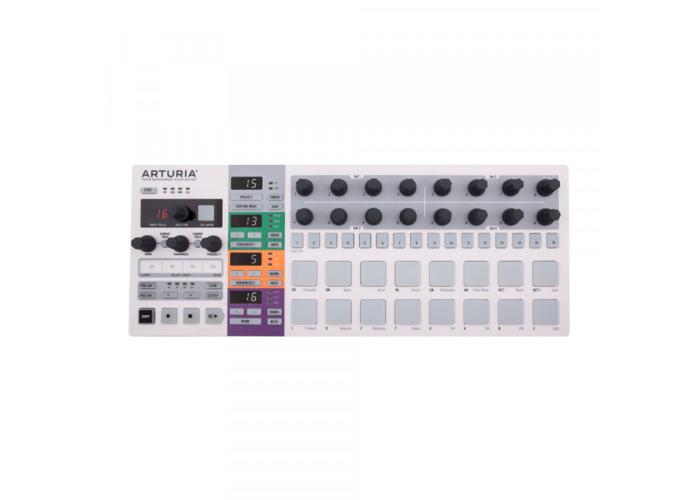 Arturia BeatStep Pro USB MIDI Controller & Step Sequencer - 1