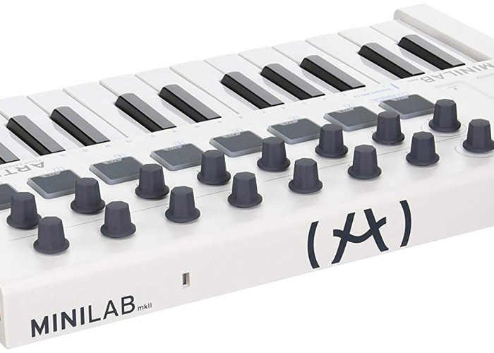Arturia MiniLab MkII 25 Note Controller Keyboard - 2