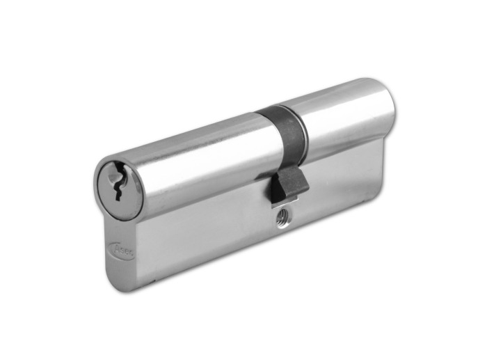 ASEC 6-Pin Euro Double Cylinder - 95mm 40/55 (35/10/50) KD NP - 1