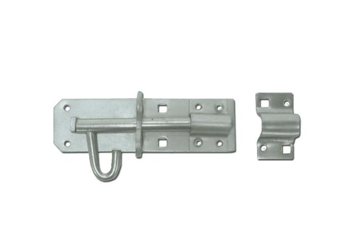 ASEC Brenton 2A Pattern Padbolt  - Zinc Plated - 150mm - 1