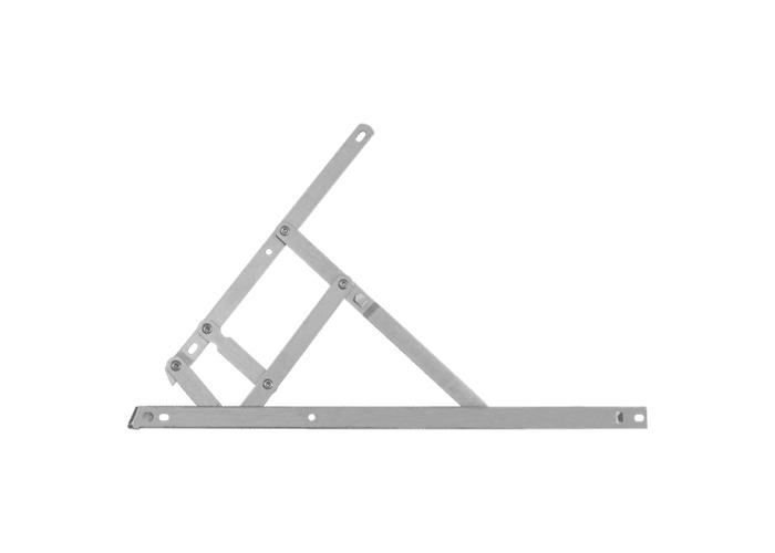 ASEC Easy Clean Side Hung Egress Friction Hinge - 13mm (1 Pair) - 400mm (16 Inch) x 13mm - 1