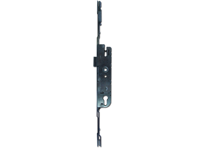 ASEC Lever Operated Latch & Deadbolt Modular Repair Lock Centre Case (UPVC Door) - 25/92 - 16mm Face - 1