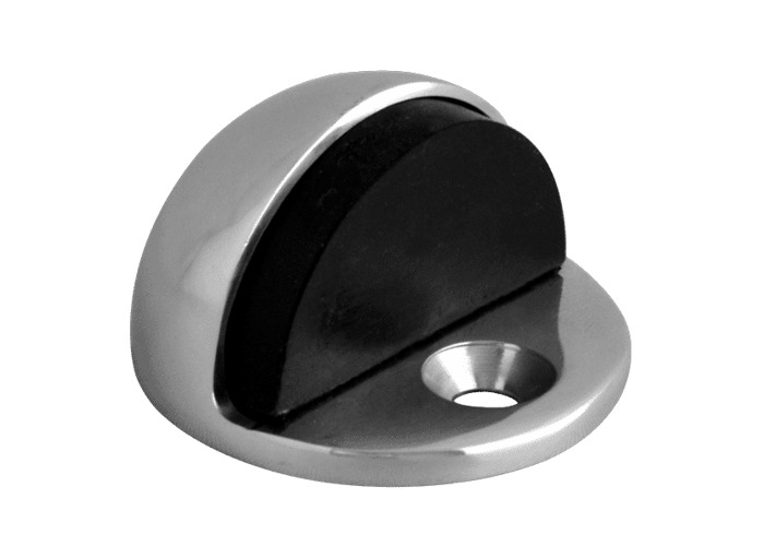 ASEC Oval Floor Door Stop - PAA  - 1