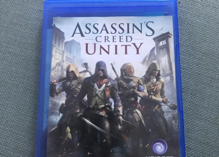 Assassin's Creed - Unity - 1