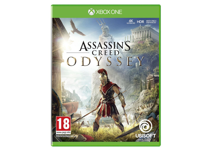 Assassins Creed Odyssey (Xbox One) [video game] - 2