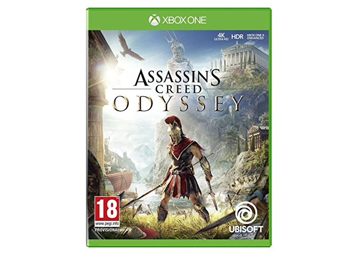 Assassins Creed Odyssey (Xbox One) [video game] - 1