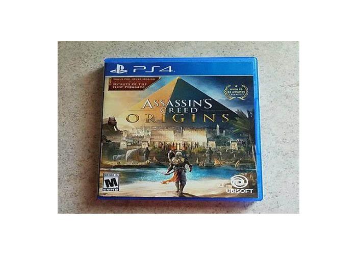 Assassins creed origins PS4 - 1