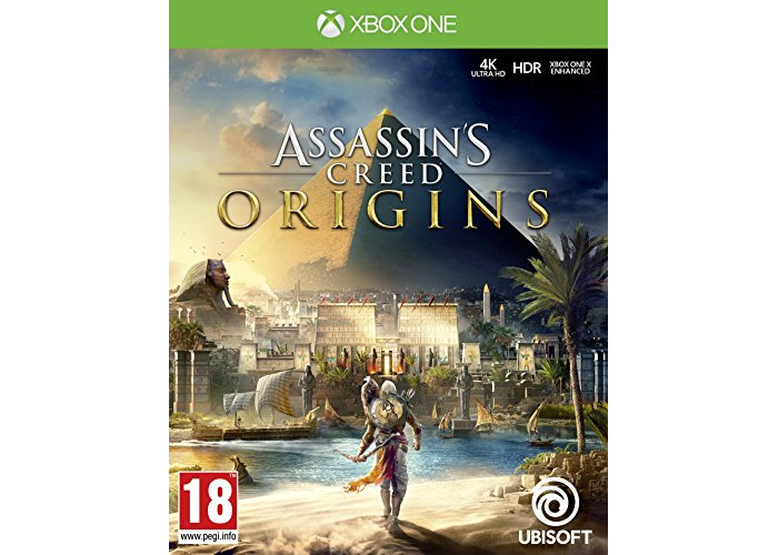 Assassin's Creed Origins (Xbox One) [video game] - 1