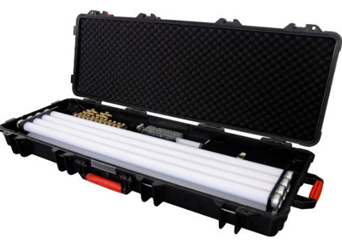 Astera AX1 Pixel Tube Neon LED Kit (6) With Charger Case & ART 7 Box (Collection from Shoreditch/Dalston)  - 1