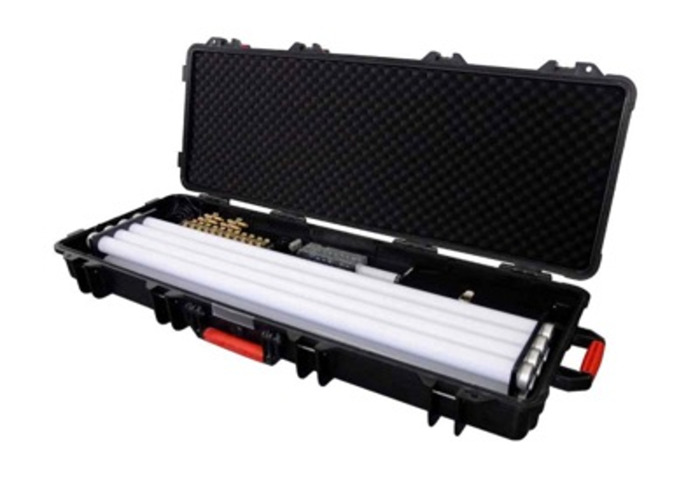 Astera AX1 Pixel Tube Neon LED Kit (8) with Charger Case and Controller - 2