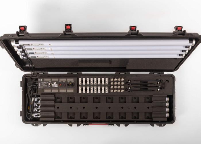 Astera Titan Tube Neon LED FULL Box Kit x 8 Lights - AX1 - 1