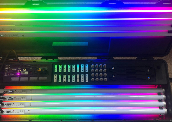 Astera Titan Tube Neon LED FULL Box Kit x 8 Lights - AX1 (8) - 2