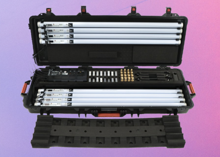 Astera Titan Tubes x 4 & ART7 Controller - 1