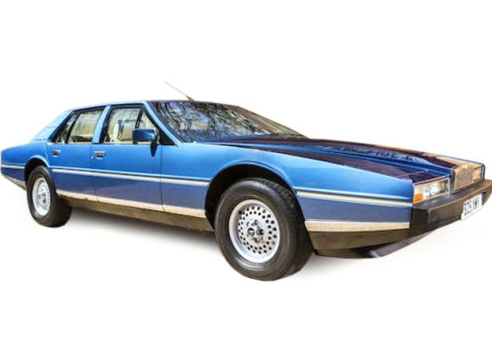 Aston Martin Lagonda Saloon (1984) - 1