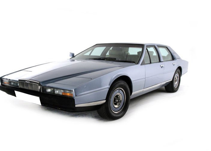 Aston Martin Lagonda Series 2 (1979) - 1
