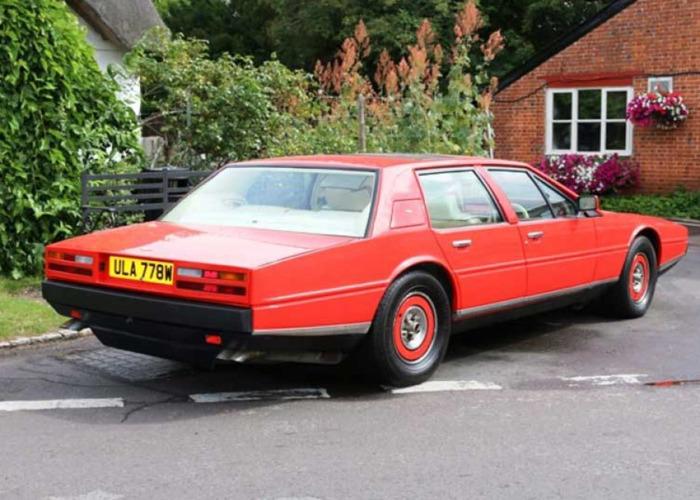 Aston Martin Lagonda Series 2 (1981) - 2