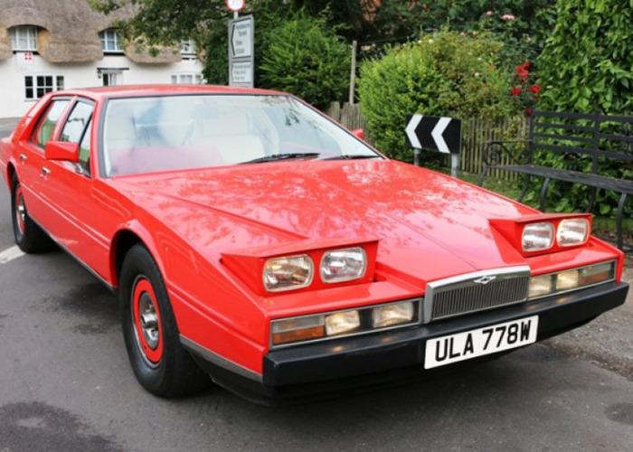 Aston Martin Lagonda Series 2 (1981) - 1