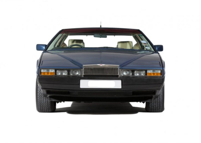 Aston Martin Lagonda Series 2 (1984) - 1