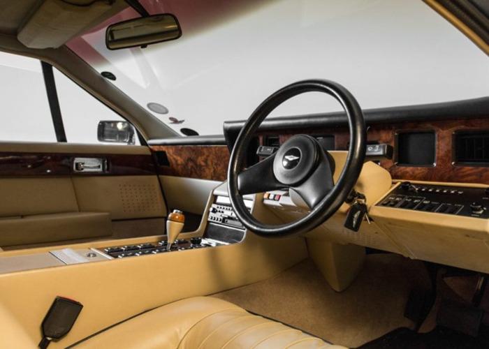 Aston Martin Lagonda Series 2 (1984) - 2