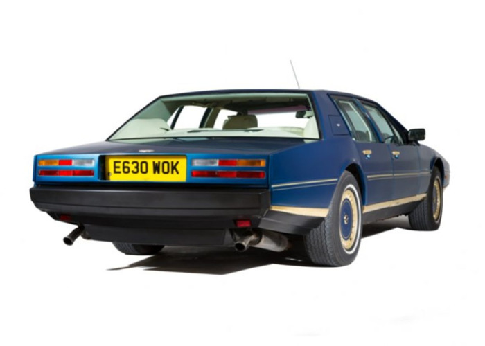 Aston Martin Lagonda Series 3 (1987) - 2