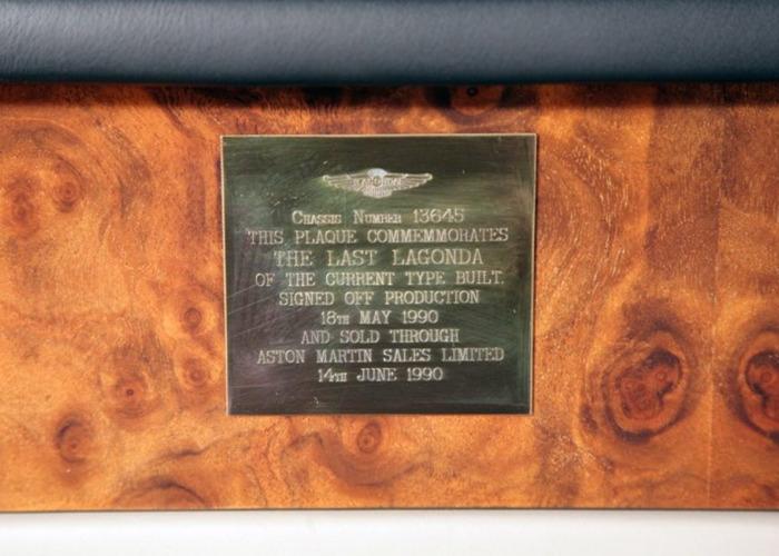 Aston Martin Lagonda Series 4 (1990) - 2