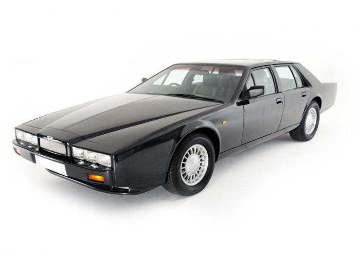 Aston Martin Lagonda Series 4 (1990) - 1