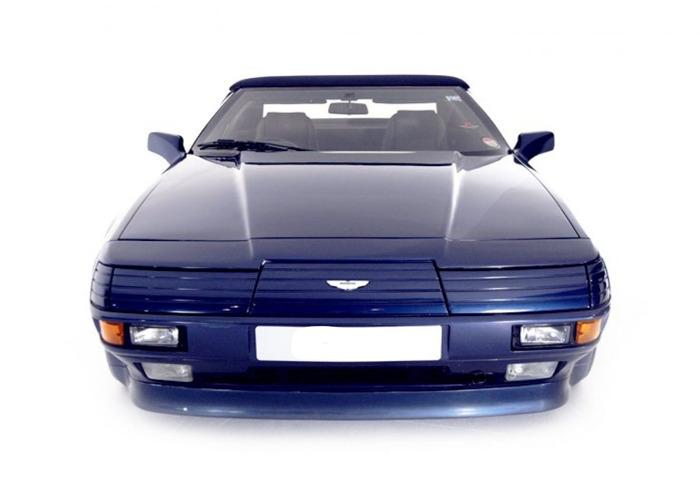 Aston Martin Volante Zagato (2001) - 1