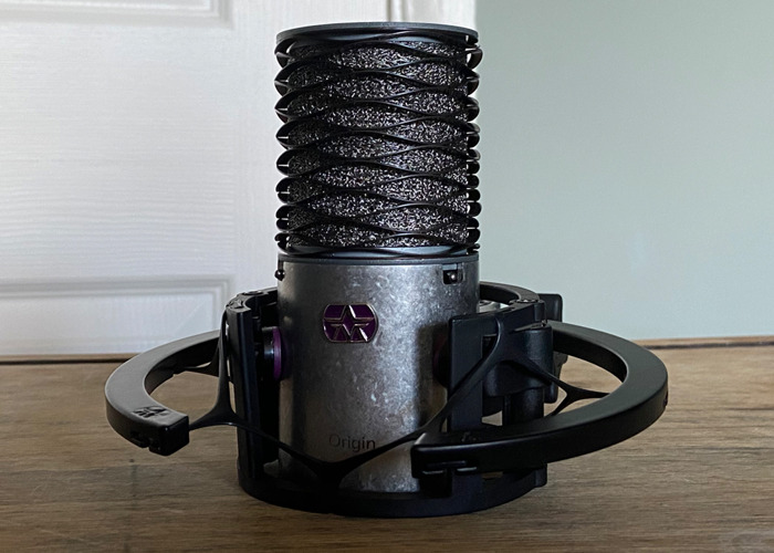 Aston Origin Microphone (w/shock mount!) - 1