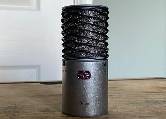 Aston Origin Microphone (w/shock mount!) - 2