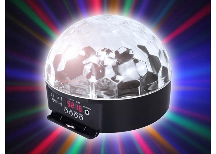Astro1 Rotating Disco Beam Effect - 1