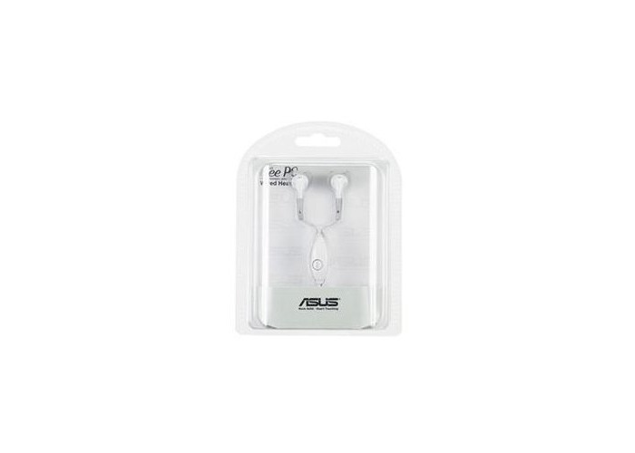 Asus EeePC Wired Headset (White) - 1