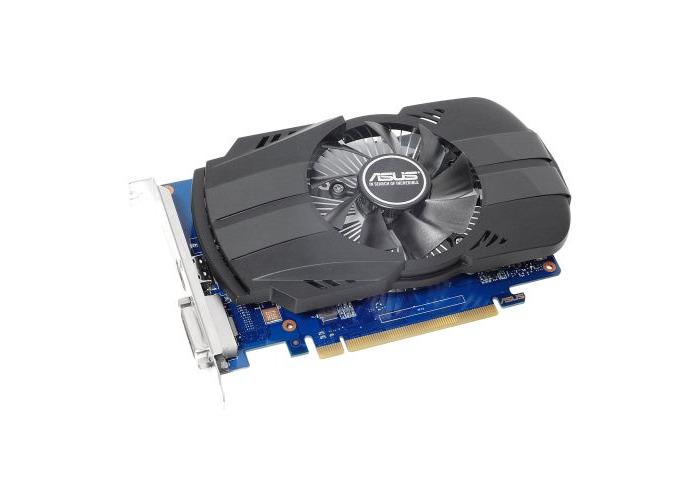Asus Phoenix GT1030 OC, 2GB DDR5, PCIe3, DVI, HDMI, 1531MHz Clock, Compact Design - 1