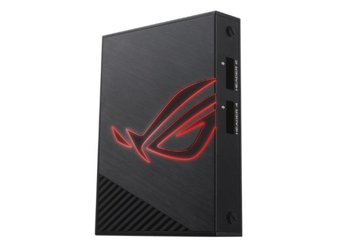 Asus ROG Aura Terminal, RGB Controller with ROG Halo and Aura Sync, 4 Channel - 1