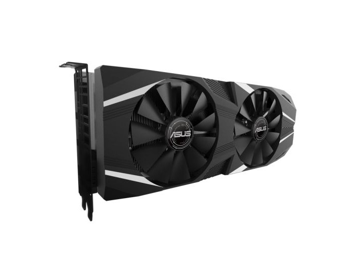 Asus RTX2060 DUAL Advanced, 6GB DDR6, DVI, 2 HDMI, 2 DP, 1725MHz Clock - 1