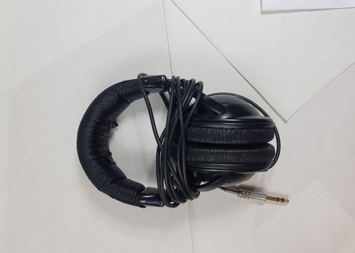 ATH-M40fs Precision Studio Headphones - 2