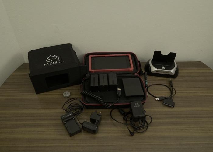 Atomos Ninja Assassin 4k Prores recorder + monitor - 2