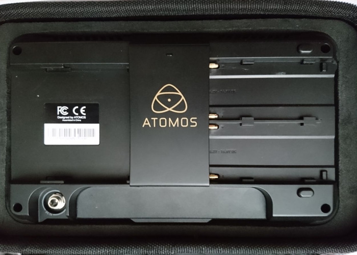 Atomos Ninja Inferno 4K Monitor & Recorder + Sandisk Extreme Pro 480GB SSD - 2