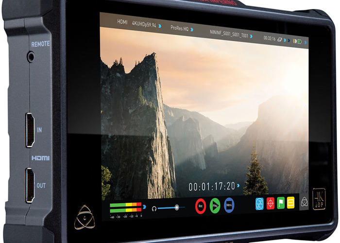 Atomos Ninja Inferno with Batteries, Charger & SSD - 2