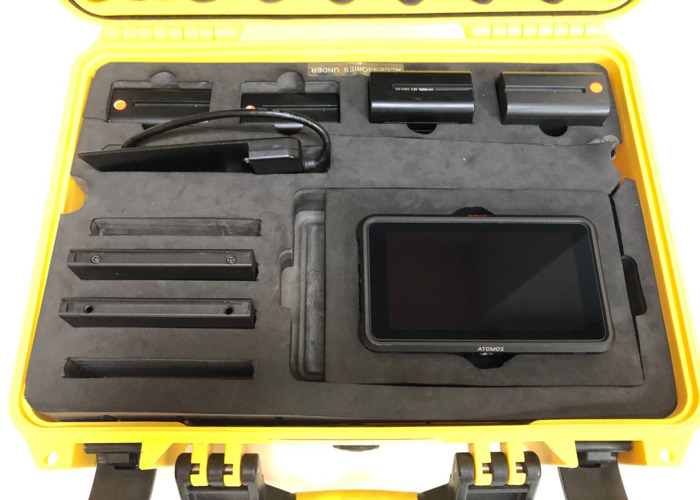 Atomos Ninja V HDR Kit w/Noga arm +++ - 1