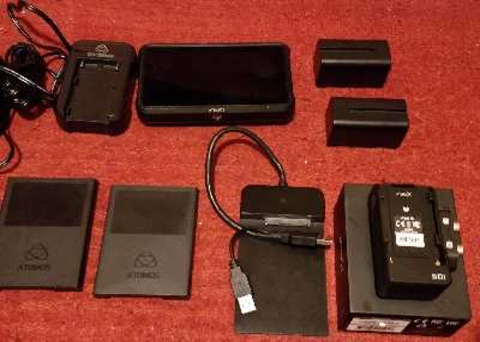 Atomos Ninja V 4K Recorder (with SDI) - 1